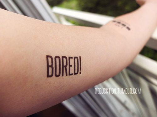 Sherlock tattoo | BORED!