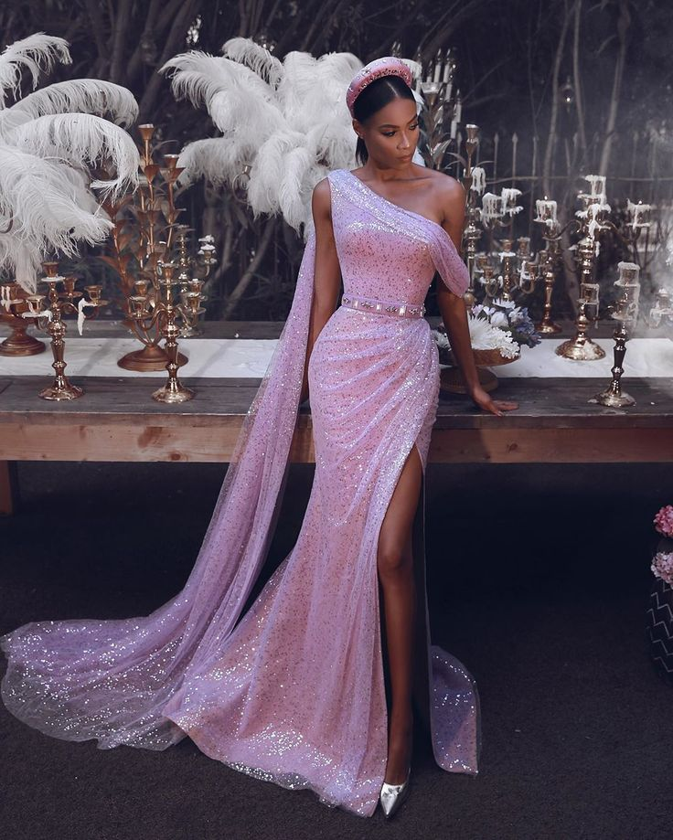 SS19: Indulge your inner screen siren with these glamorous gowns from Sadek Majed