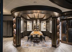 SHARE by Curtis Stone. Hospitality design by Jeffrey Beers International.
