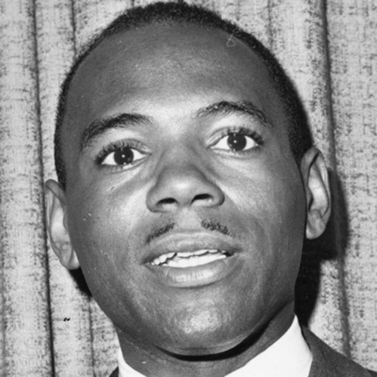 """""""Discover James Meredith's incredible educational journey toward becoming the first African American student at the University of Mississippi, at Biography.com."""" http://www.biography.com/people/james-meredith-9406314"""