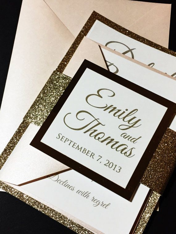 2364 best Wedding Invitation Ideas images on Pinterest