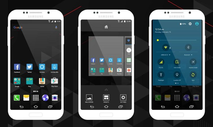 Galaxy S6 Dark for CM13 / 12.x v5.2.9    Galaxy S6 Dark for CM13 / 12.x v5.2.9Requirements:5.0Overview:Everything you love about Galaxy S6 now in a dark versión  Icons wallpapers sounds fonts bootanimation and many moreDownload now and enjoy one of the most professional and complete theme.This Theme work on CM13 / 12.1 / 12 and other roms with support for themes by Cyanogen.  - Theme Engine   Framework Holo/Material Audio FX Browser Calculator (aosp/google) Calendar Camera (aosp/cyngn)…