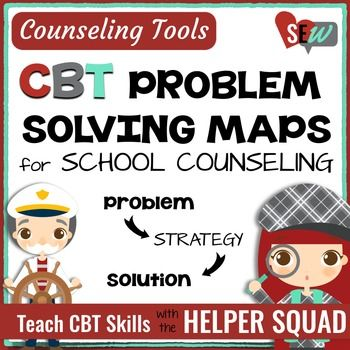 Problem solving therapy worksheets