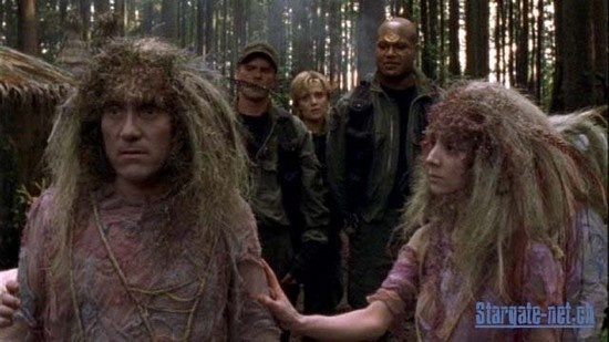 """Stargate SG-1 One of my very favorites!!! """"The very young do not always do as their told"""""""