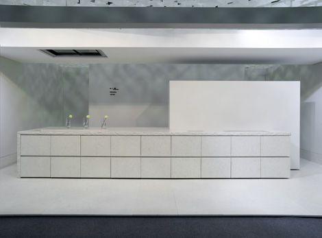 minotti kitchen nuova atelier 6 Minotti Kitchen New Atelier kitchen design in natural stone (Nuova Atelier)