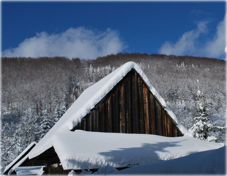 winter Slovakia
