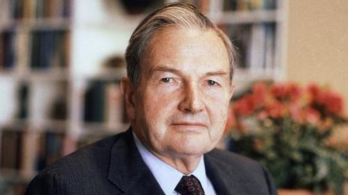 Billionaire philanthropist David Rockefeller dies at age 101