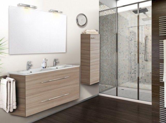 Beau style de salle de bain