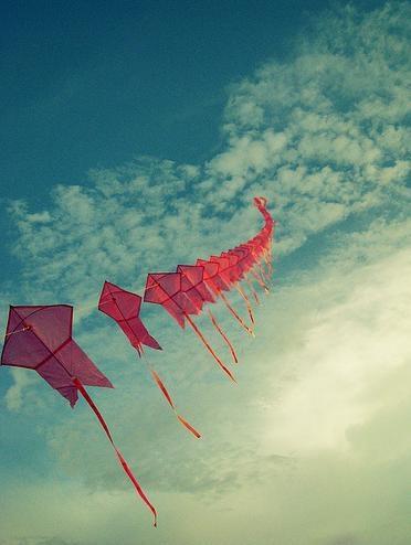 let's go fly a kite ...