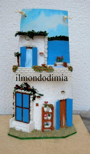 Oltre 25 fantastiche idee su tegole su pinterest - Tegole decorate ...