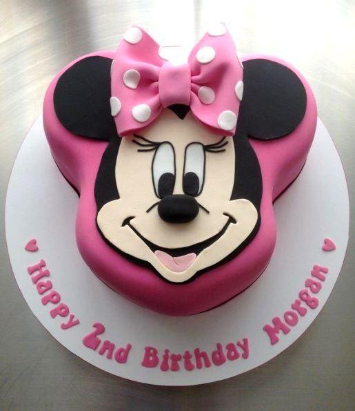 Birthday Cake Ideas Minnie Mouse : Best 25+ Minnie mouse birthday cakes ideas on Pinterest ...