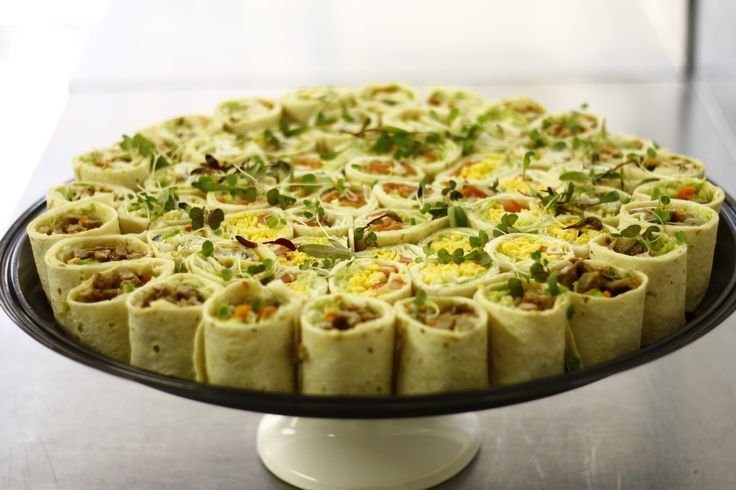 180 degrees catering and confectionery platter wrap www.180degrees.co.za