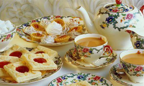 The Five O'Clock Tea ou Chá das Cinco ~ Etiqueta & Comportamento