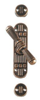 Art.2111-319. Traditional cremone bolt ( espagnolette bolt). This handle is available in 13 different finishes. We supply with 5 accessories. Rods must be ordered separatly