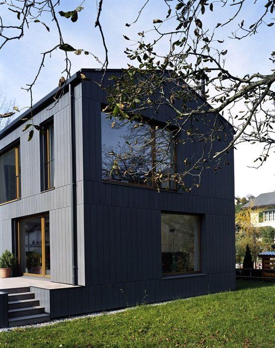 die besten 25 eternit fassade ideen auf pinterest garagentore holzarchitektur und satteldach. Black Bedroom Furniture Sets. Home Design Ideas
