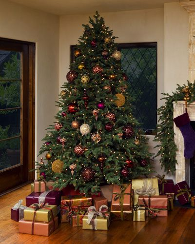 BH Balsam Fir Artificial Christmas Trees