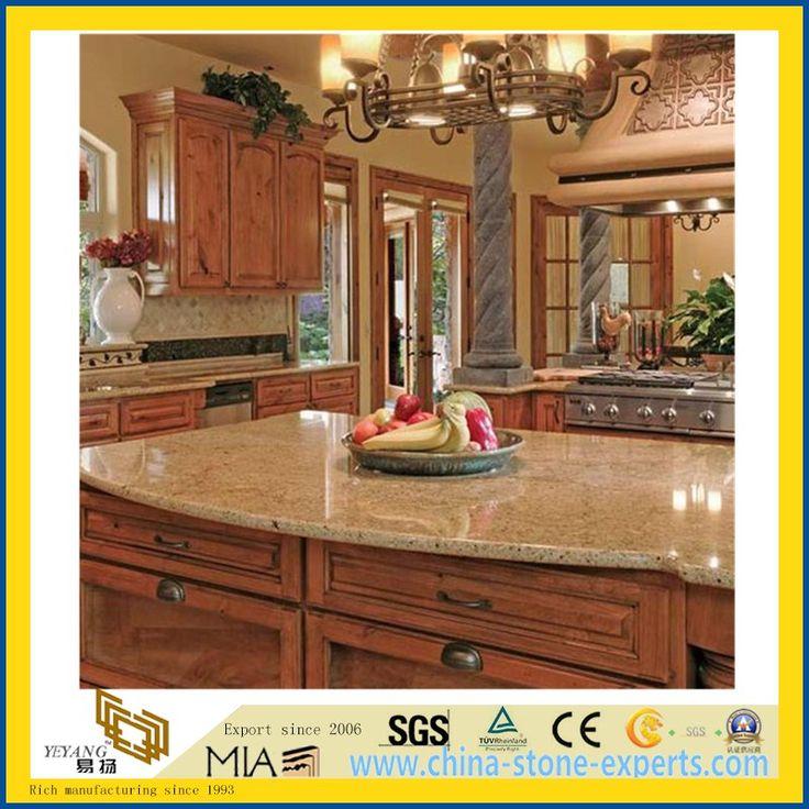 Cheap Golden Yellow Granite Countertops For Kitchen   Buy Granite  Countertops, Granite Kitchen Countertops, Yellow Granite Countertops  Product On China ...