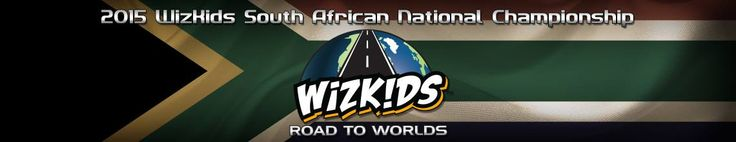 WizKids 2015 South African National Championship