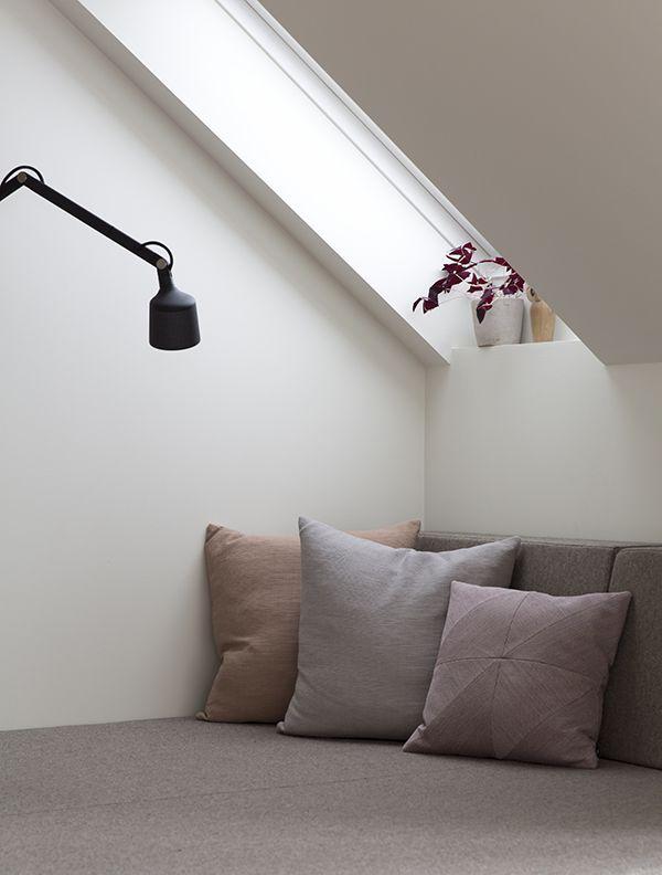 Innredning av enebolig utført av Nyfelt og Strand interiørarkitekter mnil.