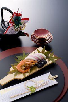 Osechi Ryouri (おせち料理)