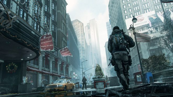 The Division Finds Drama Not in Shootouts But in a Ruined City