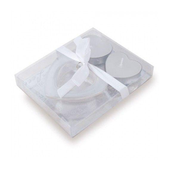Regalos para los invitados portavelas en cristal forma de - Regalos para los invitados ...