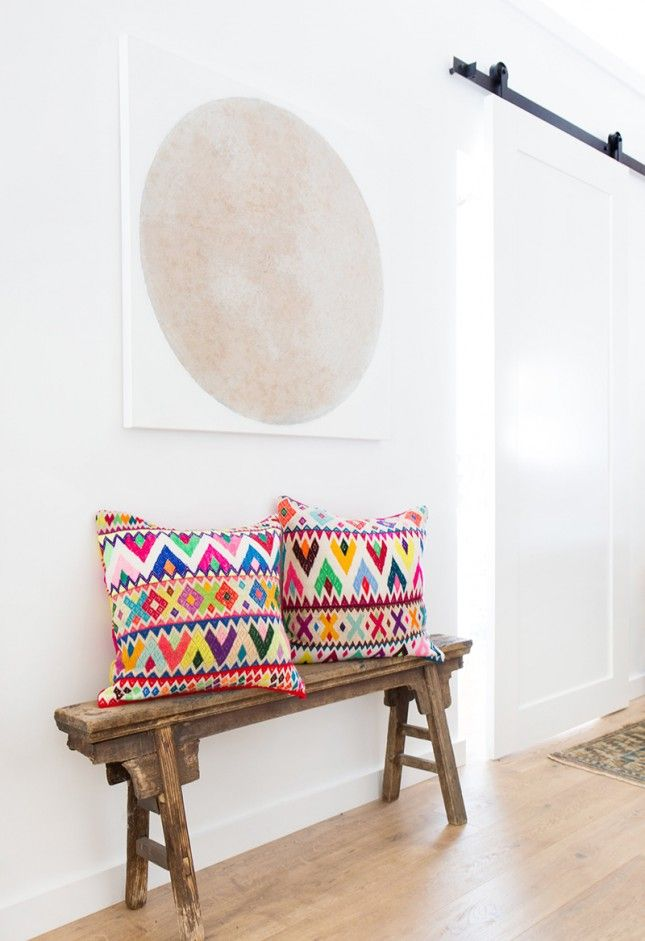 17 Chic Foyer Makeovers You'll Want for Your Home | Brit + Co