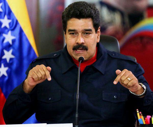 """Maduro dice estar """"ansioso"""" por convocatoria de Unasur ante crisis con Colombia"""