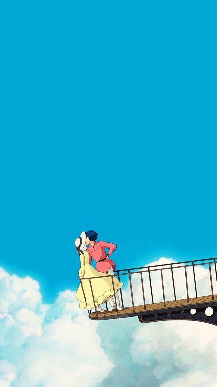 스마트폰 배경 Ghibli Wallpapers 720 1280 스마트폰 배경 지 壁紙 2020 壁紙 ジブリ ハウルの動く城 ホーム画面 かわいい