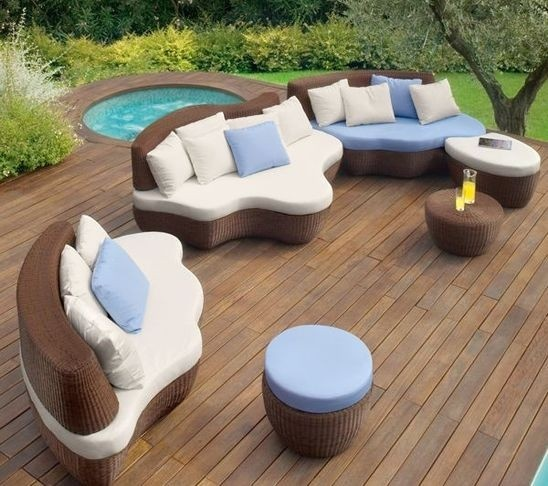 Tips For Selecting The Best Outdoor Furniture   Interior Design   What  Amazing Day When You Sit In Your Garden Enjoying Sunlight And Having  Delicious Meal ...
