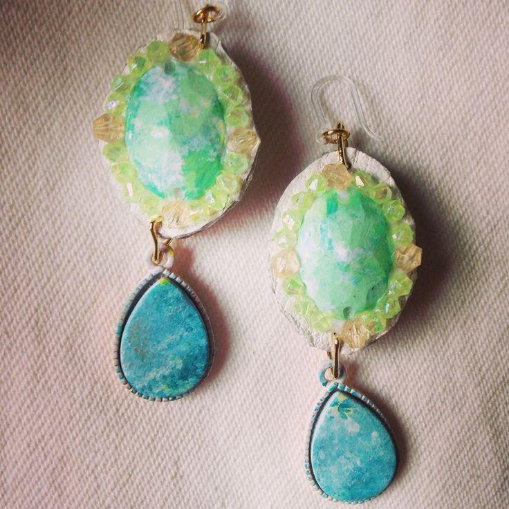 earrings by sweet sorrow