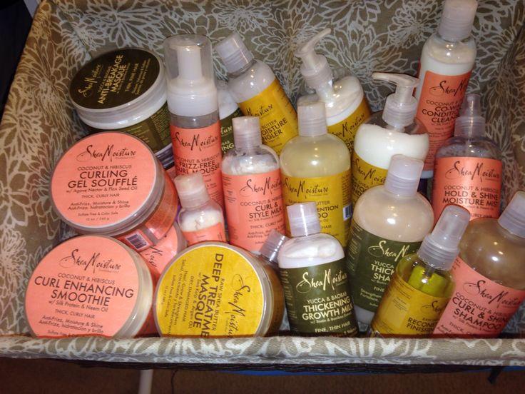I use castor oil shampoo and curl enhancing smoothie! Love it! pinterest: @drvkevibez