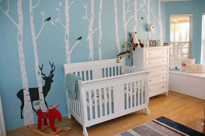 My Once Upon a Time...: Nursery Tour
