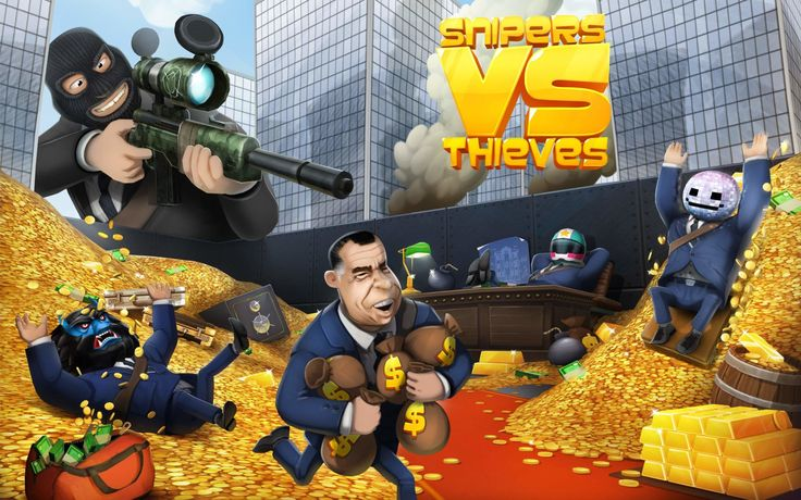 Are you looking for Snipers vs Thieves Hack Online? Try our Snipers vs Thieves Cheats Online. Generate Snipers vs Thieves FREE Money and Gold. The Best Hack App works day and night to make such avid players like you, able to play without any nervousness and wasting time on the monotonous gathering of resources in the game.