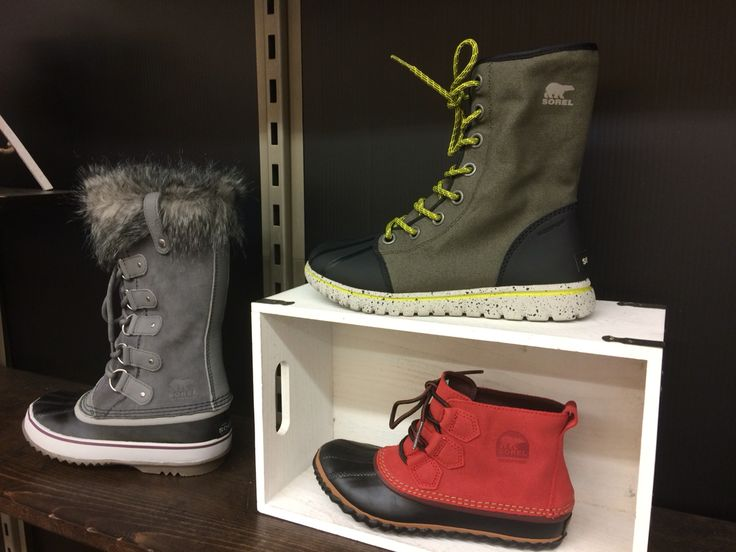 Sorel at United Cycle