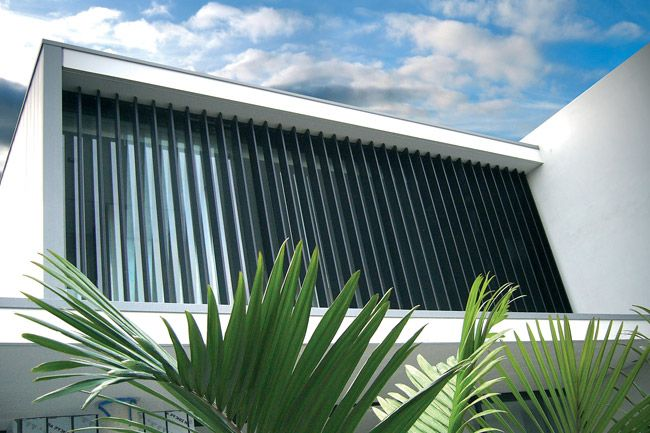 Louvreline Flush Panels and Shutters - LouvreTec