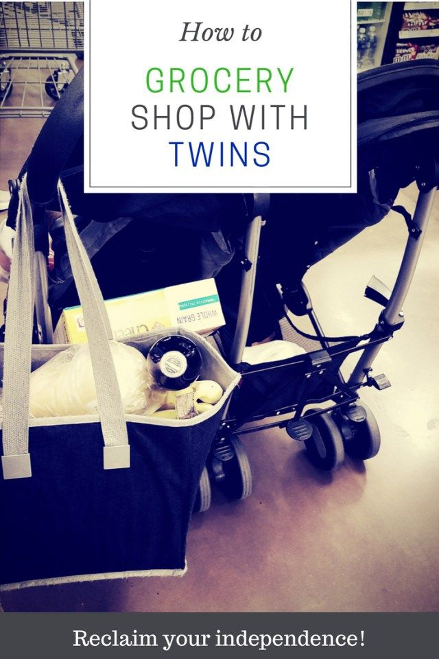 Tips To Help You Get Comfortable Running Errands With Your Twins Nothing Is Worse Than Feeling Like Can T Leave The House Without