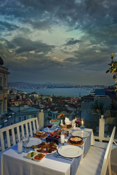 Eleos, Beyoğlu  #beautifulview #drink