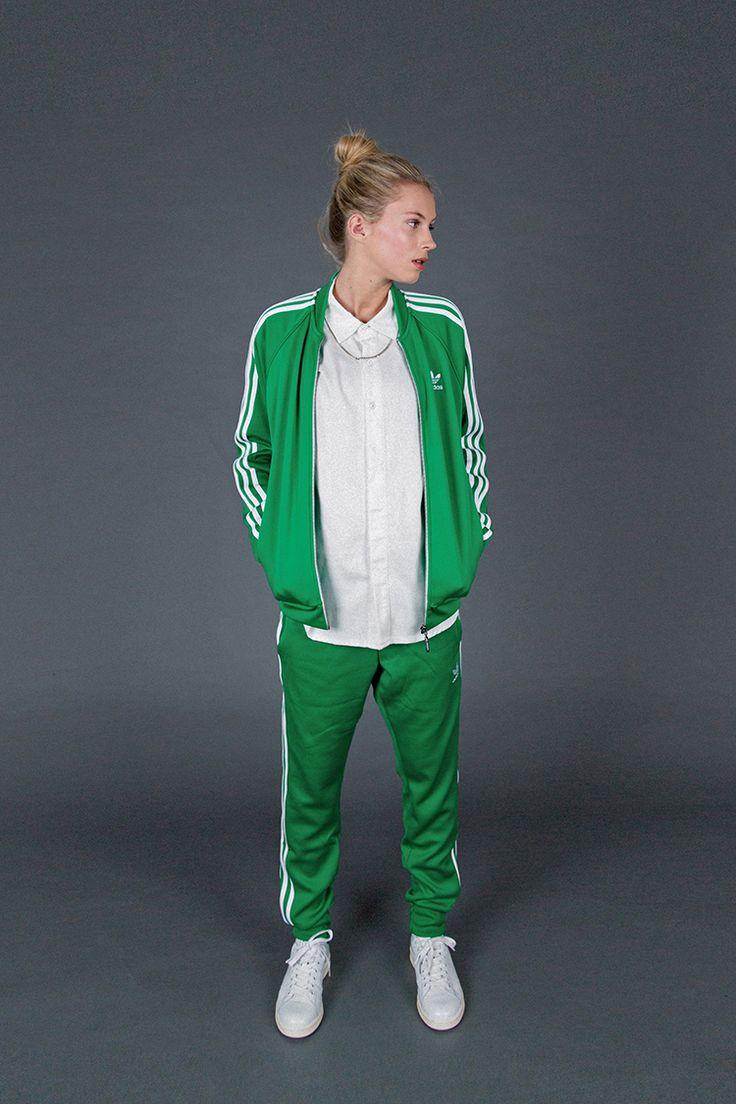 green adidas tracksuit - Recherche Google