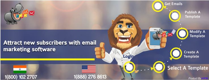 Want to attract New subscribers?  Use Best Email Marketing Software,Hippo Mails! #EmailMarketingSoftware #hippomails #hippomailssoftware http://www.hippomails.com/