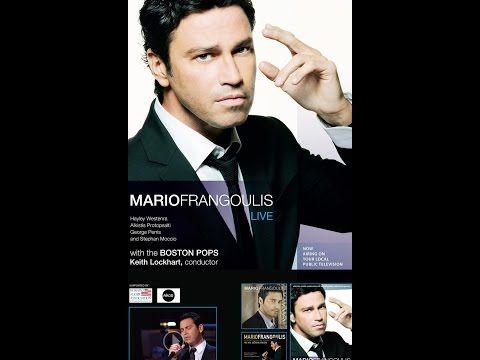 ▶ Mario Frangoulis & Friends - Live in Saint Louis - 2013 - YouTube
