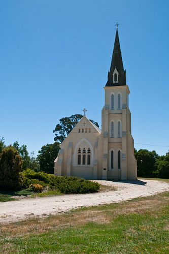 St Andrew's Anglican Church, Evandale, Tasmania   Flickr - Photo Sharing!