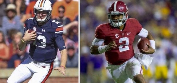 An Iron Bowl that will decide the SEC West championship seems to be our destiny, but first Alabama and Auburn must dispense with one last bit of SEC business.