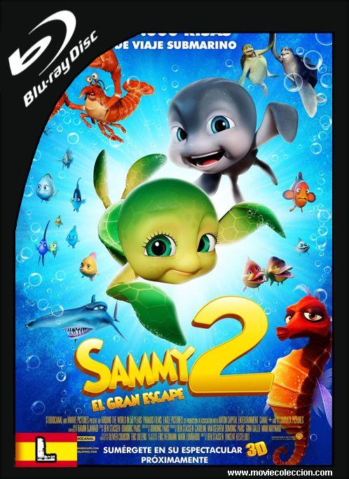 http://moviecolecciones.com/2016/11/las-aventuras-de-sammy-2-el-gran-escape.html
