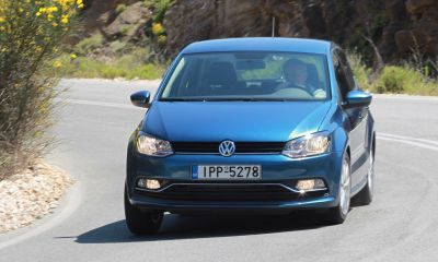 New VW Polo 1.4 TDI BMT by drive.gr