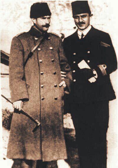 Mustafa Kemal Paşa