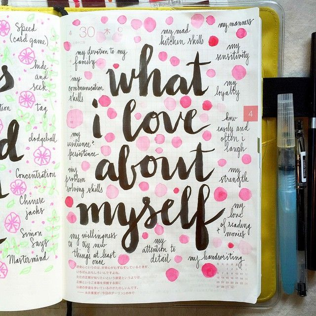 Day 30 of the #listersgottalist challenge: what I love about myself. ❤️ We are often very critical of ourselves, wishing for skills we feel we lack or dwelling on out faults. It feels great to list...