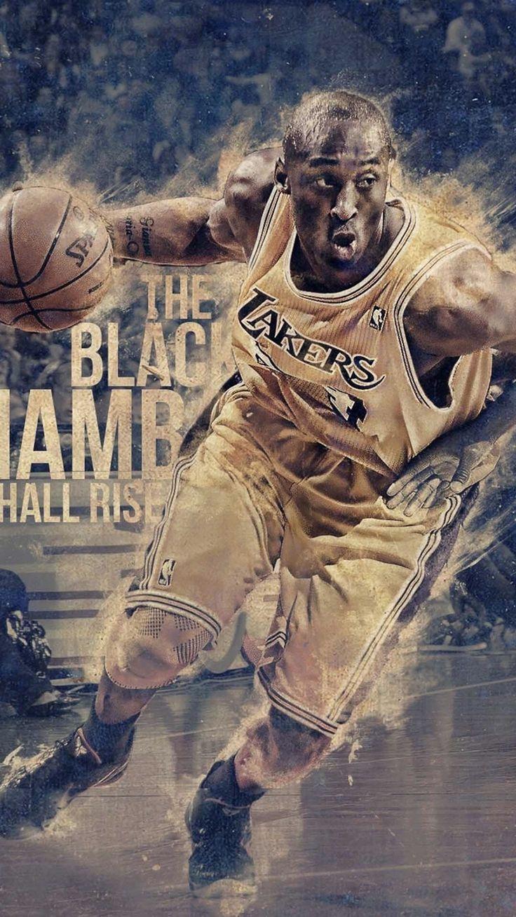 Bryant Kobe NBA Sports Super Star iPhone 6 plus