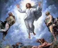 The Transfiguration By Raphael.