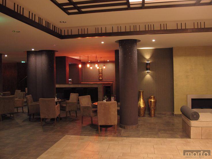 HOTEL CARAMELL expansion, Bük, Hungary / interior design 2012